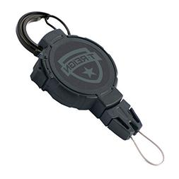 "T-REIGN Large Golf Gear Retractor with Carabiner and 48"" Kev"