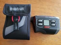 Bushnell Golf Hybrid Rangefinder - with case and instruction