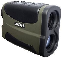 Ade Advanced Optics Golf Laser Hunting Range Finder with Pin