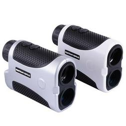 golf laser range finder lcd 6x slope