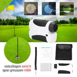 Golf Laser Range Finder Telescope Distance Pinseeking Club W