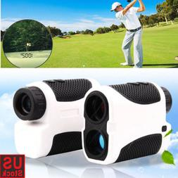 GOLF LASER RANGE FINDER w/ FLAG-LOCK, Range 0-400m