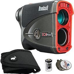 Bushnell BUNDLE Pro X2 Golf Laser Rangefinder + 1 STICKIT Ma