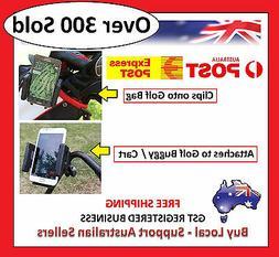 Golf Phone Rangefinder Holder Cradle Bag Buggy Cart eg Bushn