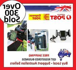 Golf Phone / Rangefinder Holder Cradle for Bag - eg Bushnell