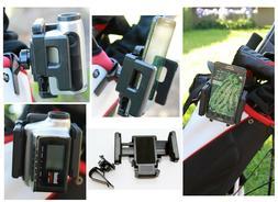 Golf Phone / Rangefinder Holder Cradle for Bag - Bushnell Su