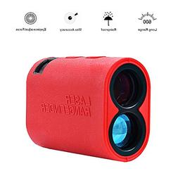 Teepao 600m Golf Range Finder - Scan Mode - Fog Mode - Speed
