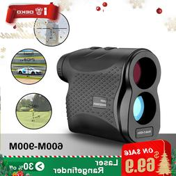 DEKO 600M Digital Telescope Laser Range Finder Distance Mete