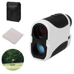 Golf Range Finder Laser Distance Meter Handheld Binoculars R