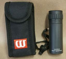 golf range finder scope 8x20mm nylon case