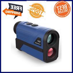 Wosports Golf Rangefinder 650 Yards Laser Range Finder with