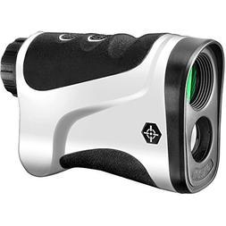 Gosky Golf Rangefinder - Laser Range Finder with Ranging, Sc