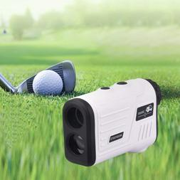 Golf Rangefinder, Laser Range Finder with 650 Yards,Flag Acq