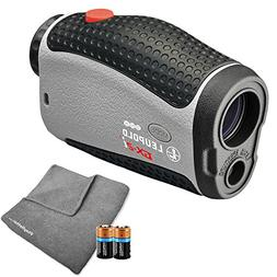 Golf Rangefinder Bundle, Includes Golf Laser Rangefinder, Le