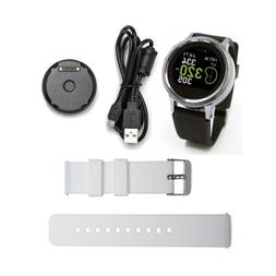 GolfBuddy GB9 WTX+ Smart Golf GPS Watch with Replacement Wri