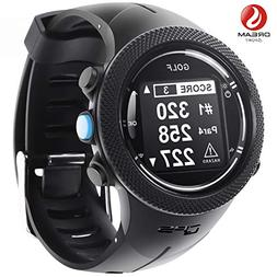 DREAM SPORT GPS Golf Watch Course Rangefinder Measure Shot a