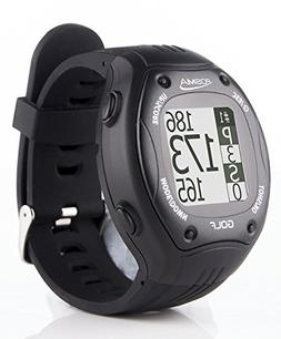 POSMA GT1 Golf Trainer GPS Golf Watch Range Finder, Preloade