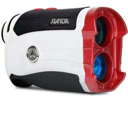 AOFAR GX-2s Slope Golf Rangefinder,600 Yards White Woman Ran