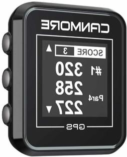CANMORE H-300 Handheld Golf GPS - Essential Golf Course Data