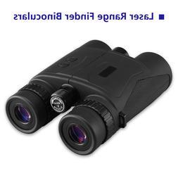 Handheld 10x42 1500M Range Finder Binoculars Support Range M