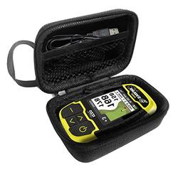 FitSand Hard Case for Izzo Golf Swami 5000 Golf GPS Rangefin