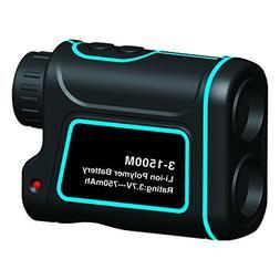 Hunting 1500M Astronomic Golf Meter Monocular Rangefinder Di