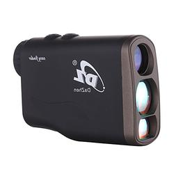 DaZhen Hunting Rangefinder Golf Laser Range Finder 1000 Yard