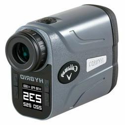 Callaway Hybrid Laser/GPS Range Finder free 0sleeve of Titei