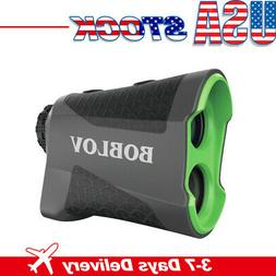 650 yards golf laser range finder slope
