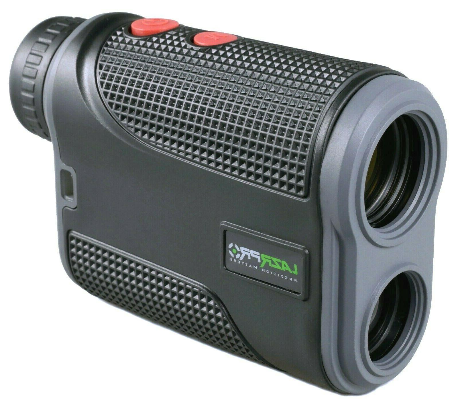 1000yd dual golf hunting laser range finder