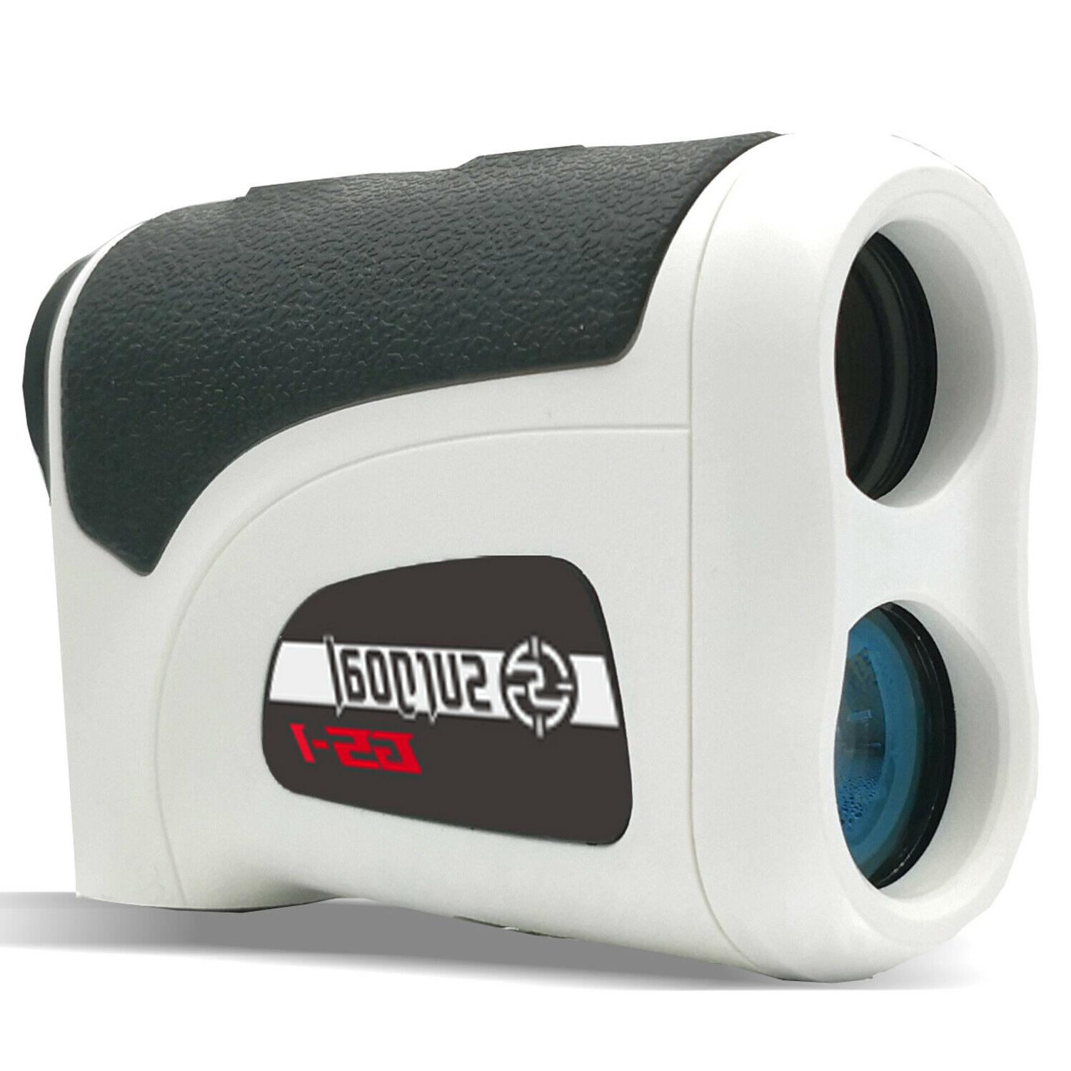 1200yd 6x mag laser golf range finder