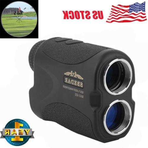 200m golf laser range finder w flag