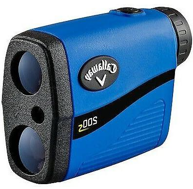 200s laser rangefinder slope technology