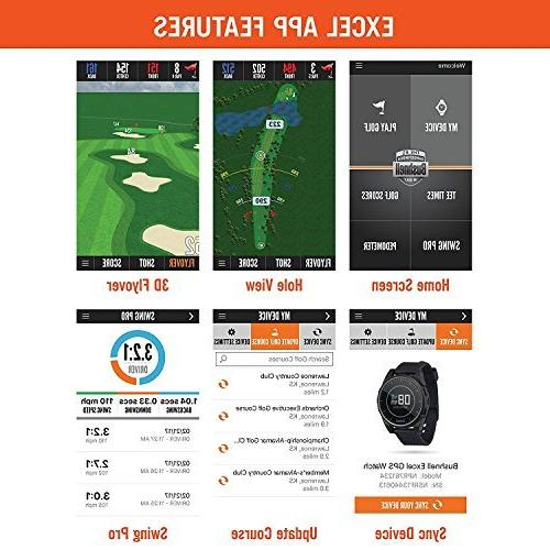 Bushnell Excel GPS Comes with 1 Marker 35,000+ Courses