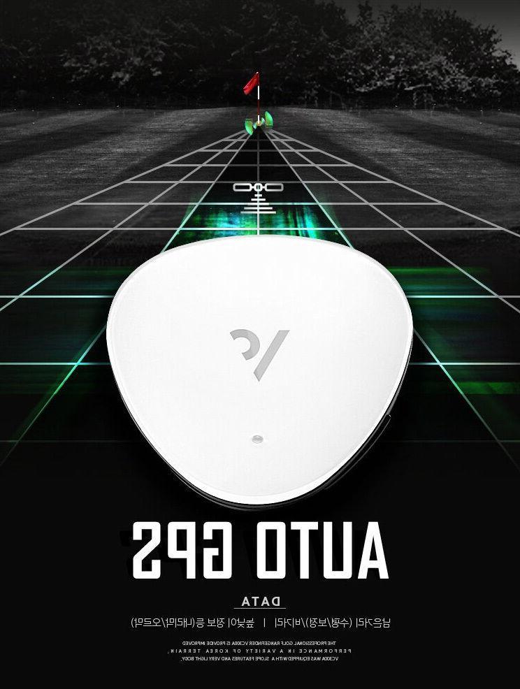 2017 Voice Caddie VC300A Golf Rangefinder/Distance Measuring