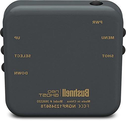 Bushnell 368221 Ghost GPS/Rangefinder,