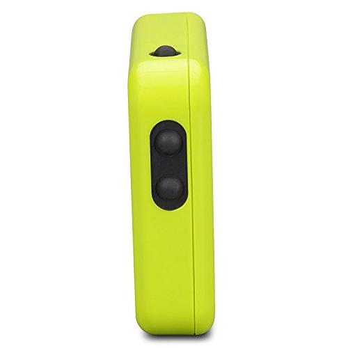 Bushnell 368224 Bushnell Ghost GPS/Rangefinder, Neon Green