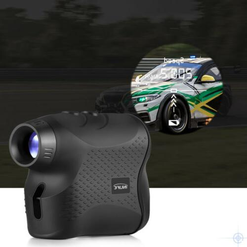 5-600P Laser Rangefinder Distance Monocular Golf Finder IP54