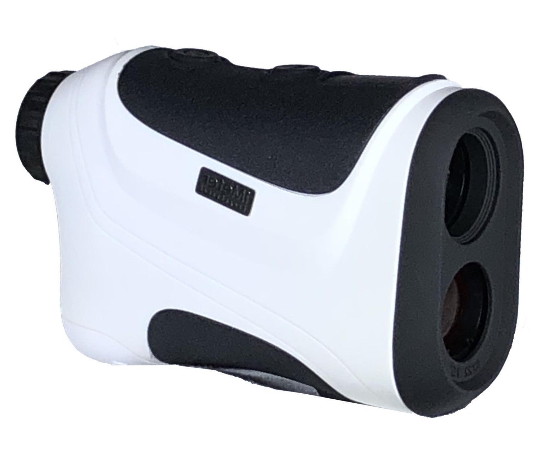 600 yard golf laser rangefinder instantly measures