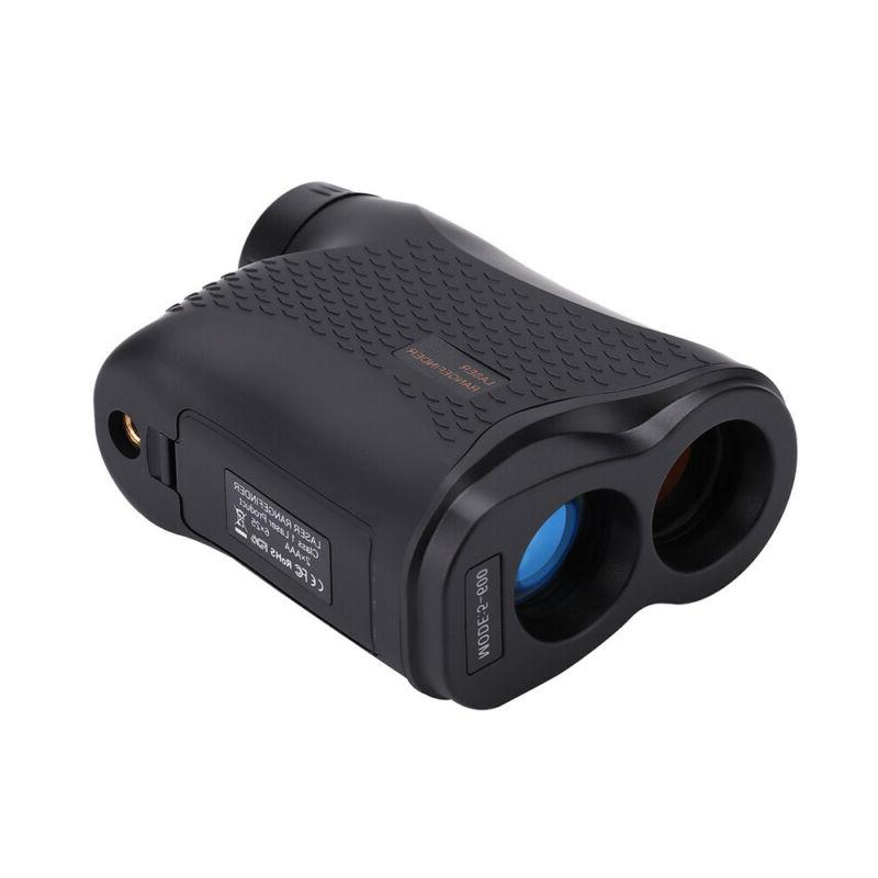 600M Speed Golf Binoculars Range