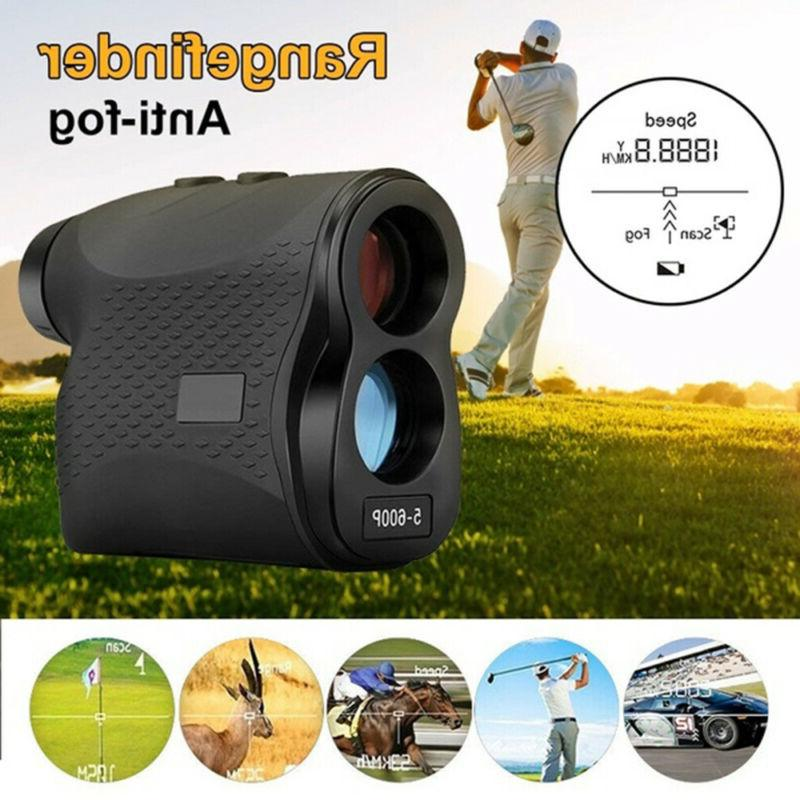 600m height speed meter golf binoculars rangefinder