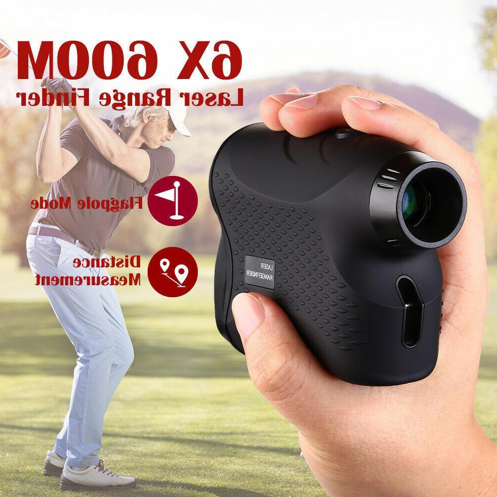 6X Laser Range Finder Distance