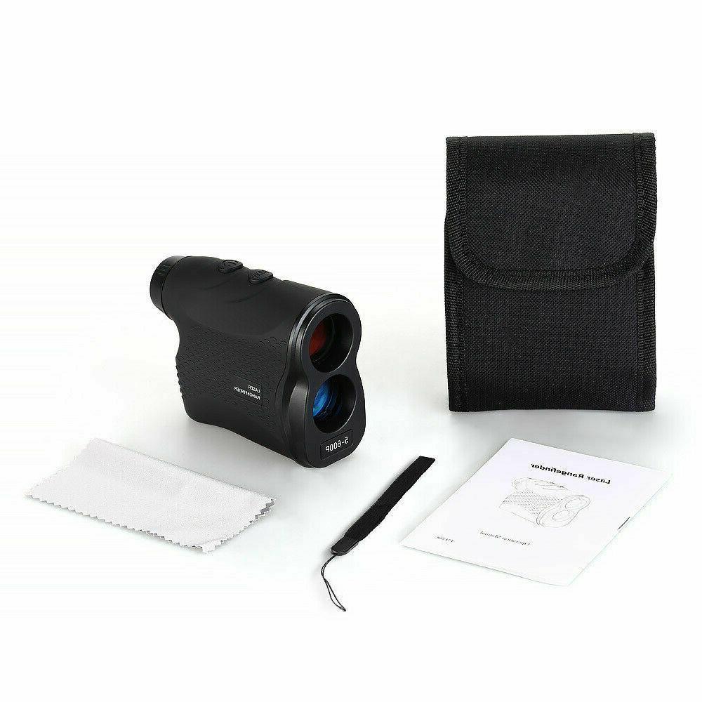 6X Magnification Range Finder Distance Flaglocking