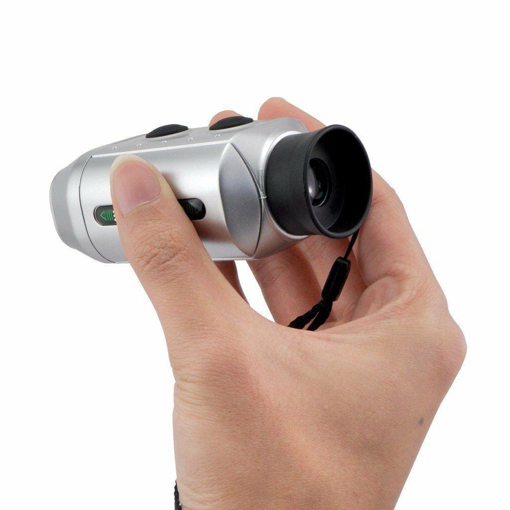 7X Handheld Telescope Distance Meter