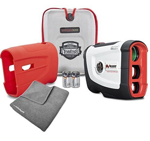 Bushnell Tour V4 Shift Patriot Pack BUNDLE | Includes Golf R
