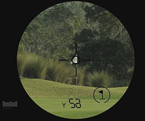 Bushnell Tour V4 Golf Rangefinder PATRIOT PACK - Blue Microfiber Towel CR2