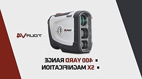 Bushnell Rangefinder PATRIOT - Carrying Blue Skin, Microfiber CR2 Batteries