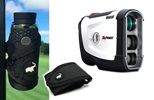 Bushnell Tour V4  Patriot Pack with Magentic Golf Rangefinde