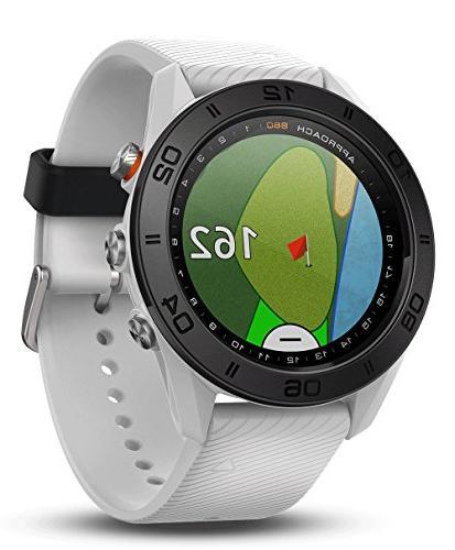 Garmin Approach GPS Watch Protector & Bundle Includes Golf Screen