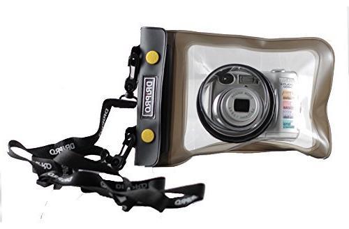 Navitech Silver Water Hard Digital Camera Cover Coolpix L29 / COOLPIX L31 / Coolpix L830 / Nikon Coolpix S3600 Coolpix / COOLPIX S9700